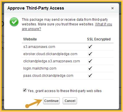 Third-Party Access
